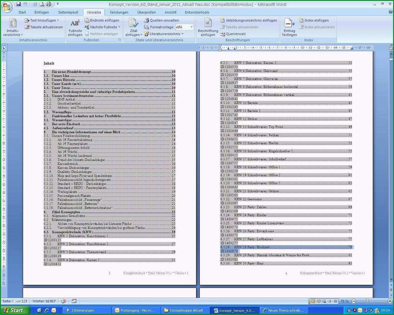inhaltsverzeichnis vorlage schule beste praktikumsbericht