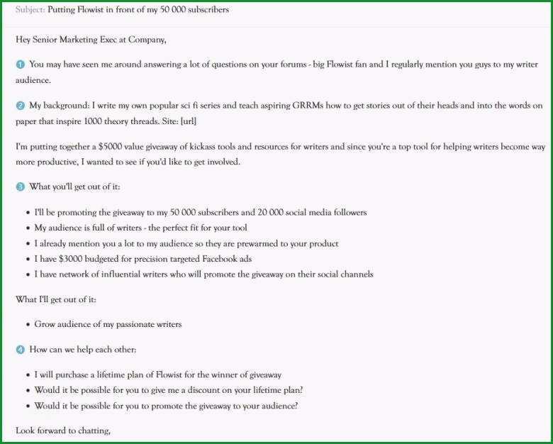 11 anfrage kooperation vorlage