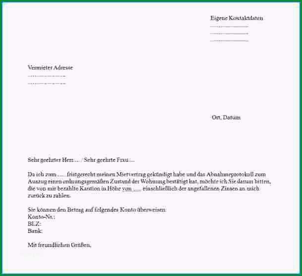 auserordentliche kundigung mietvertrag