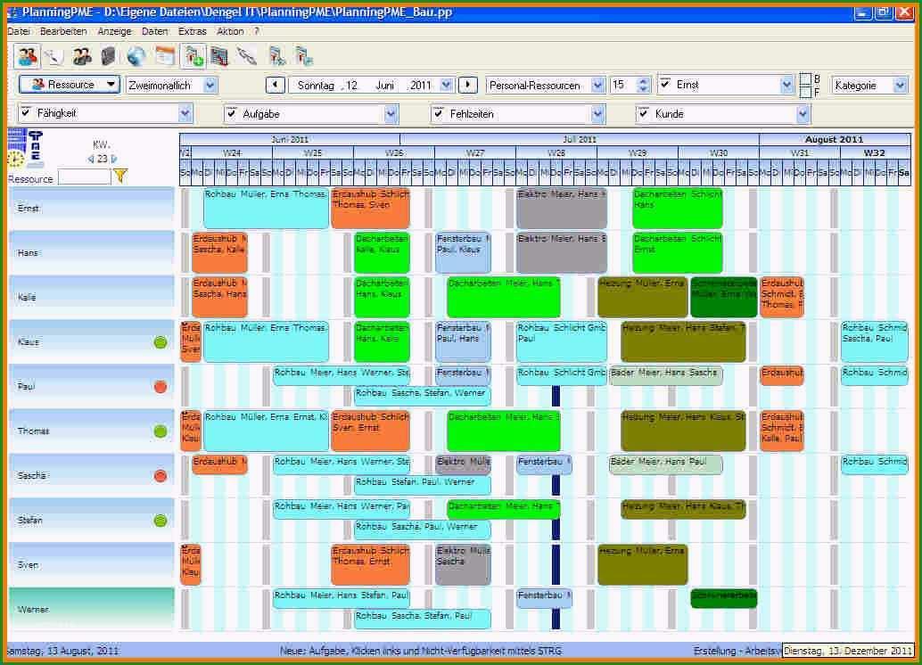 Überraschen Excel Vorlagen Kostenlos Projektplanung – De Excel