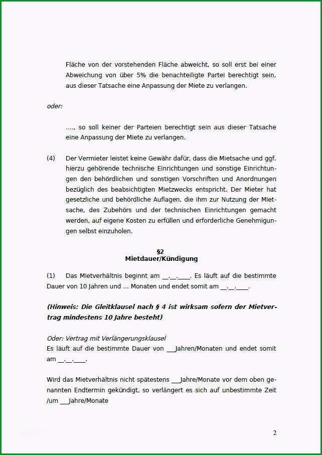 gewerbemietvertrag wertsicherung gleitklausel
