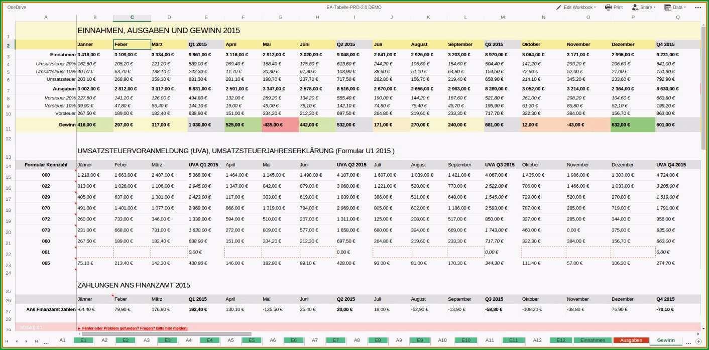 investitionsplan vorlage excel kostenlos gut 9 einnahmen ausgaben rechnung vorlage
