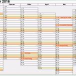 Überraschen Kalender 2016 In Excel Zum Ausdrucken 16 Vorlagen