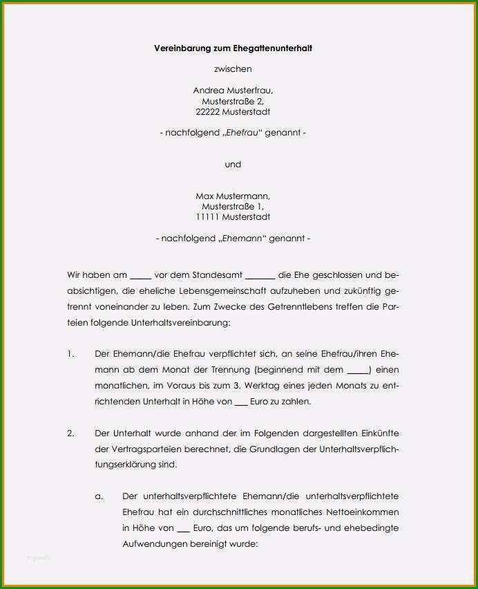 kooperationsvertrag vorlage word neu 6 vereinbarung muster