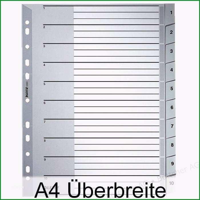 register leitz 1280 00 00 a4 ueberbreite 1 10 p 1280