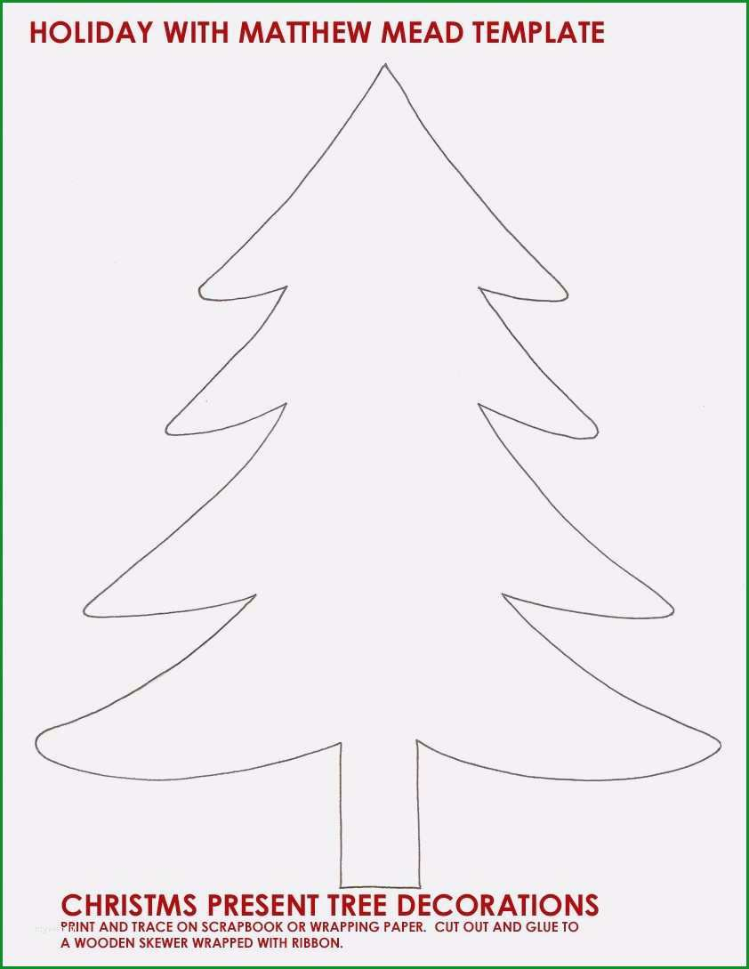 tannenbaum basteln papier vorlage zum ausdrucken