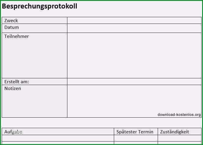 verlaufsprotokoll vorlage word wunderbar protokoll vorlage pdf word besprechungsprotokoll