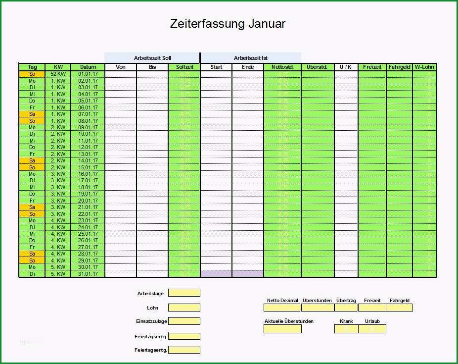 datev vorlage zur dokumentation der taglichen arbeitszeit 2017 sus excel arbeitszeitnachweis vorlagen 2017
