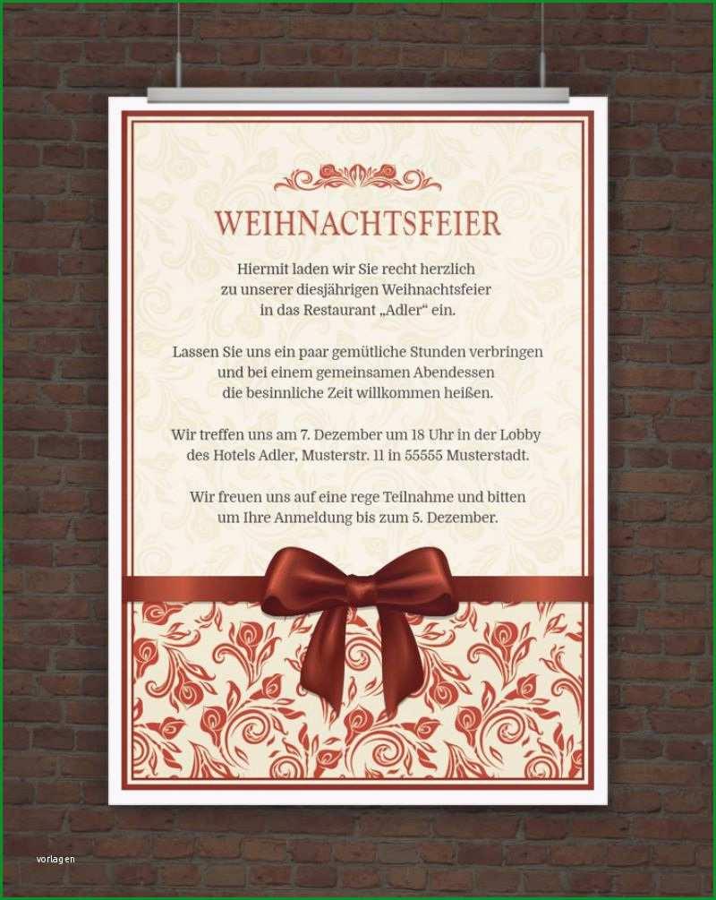 einladung weihnachtsfeier firma textvorlageeinladung weihnachtsfeier vorlage text familie