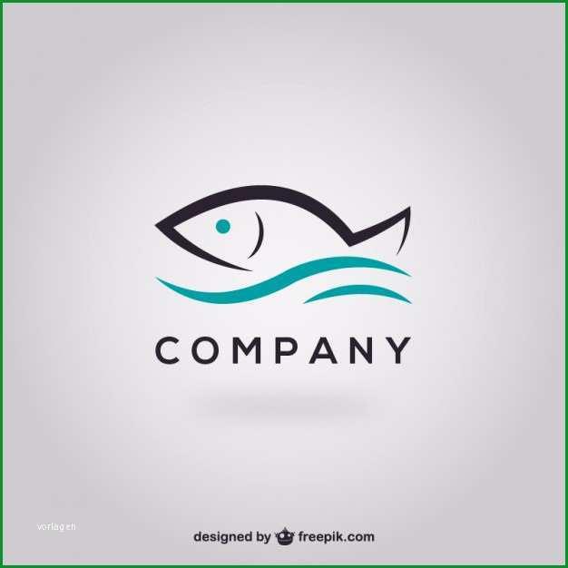 fisch logo vorlage