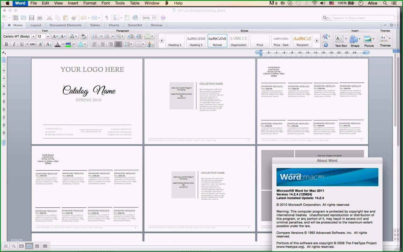mode katalog vorlage produktkatalog