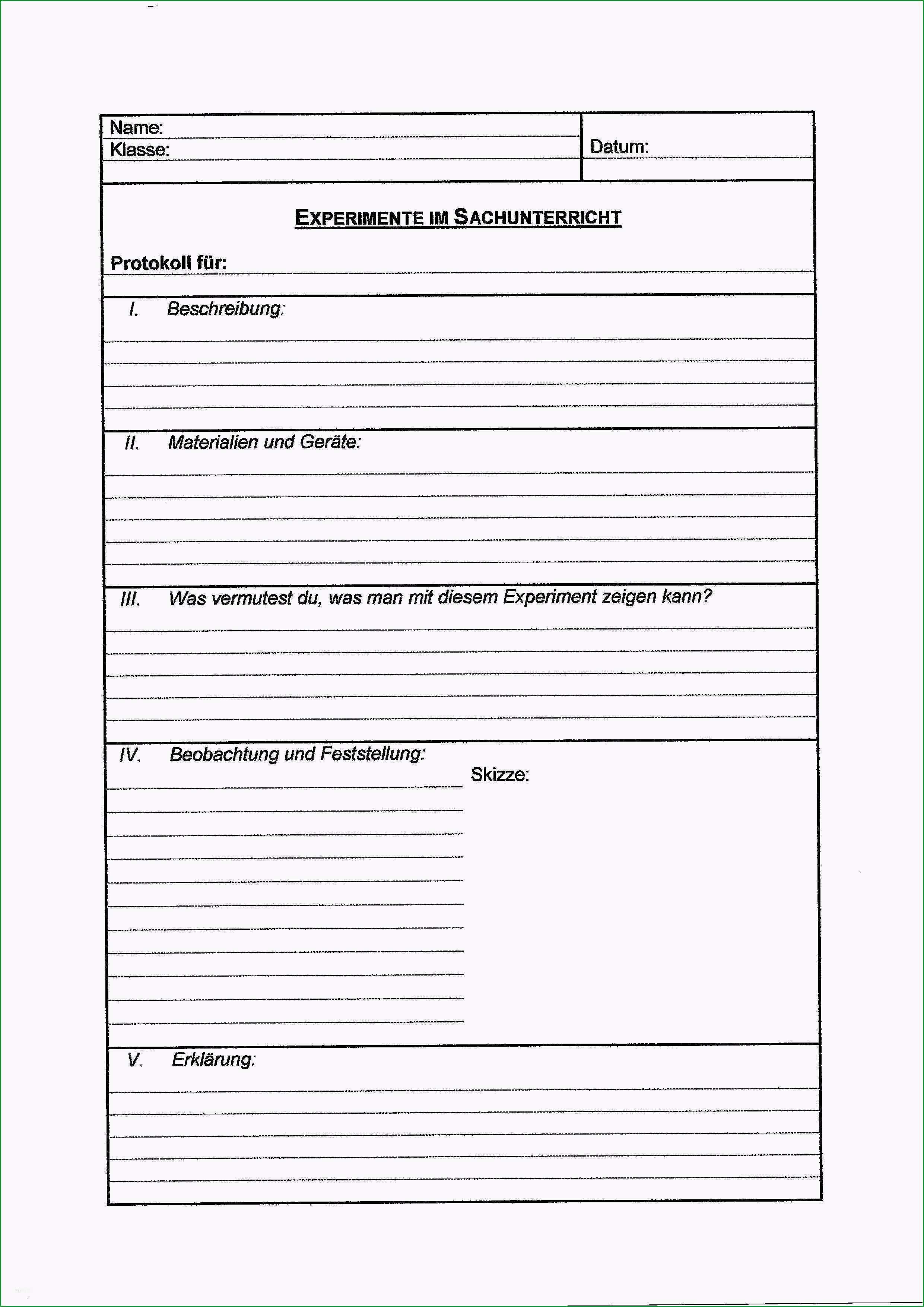 detaillierte protokoll schreiben vorlage