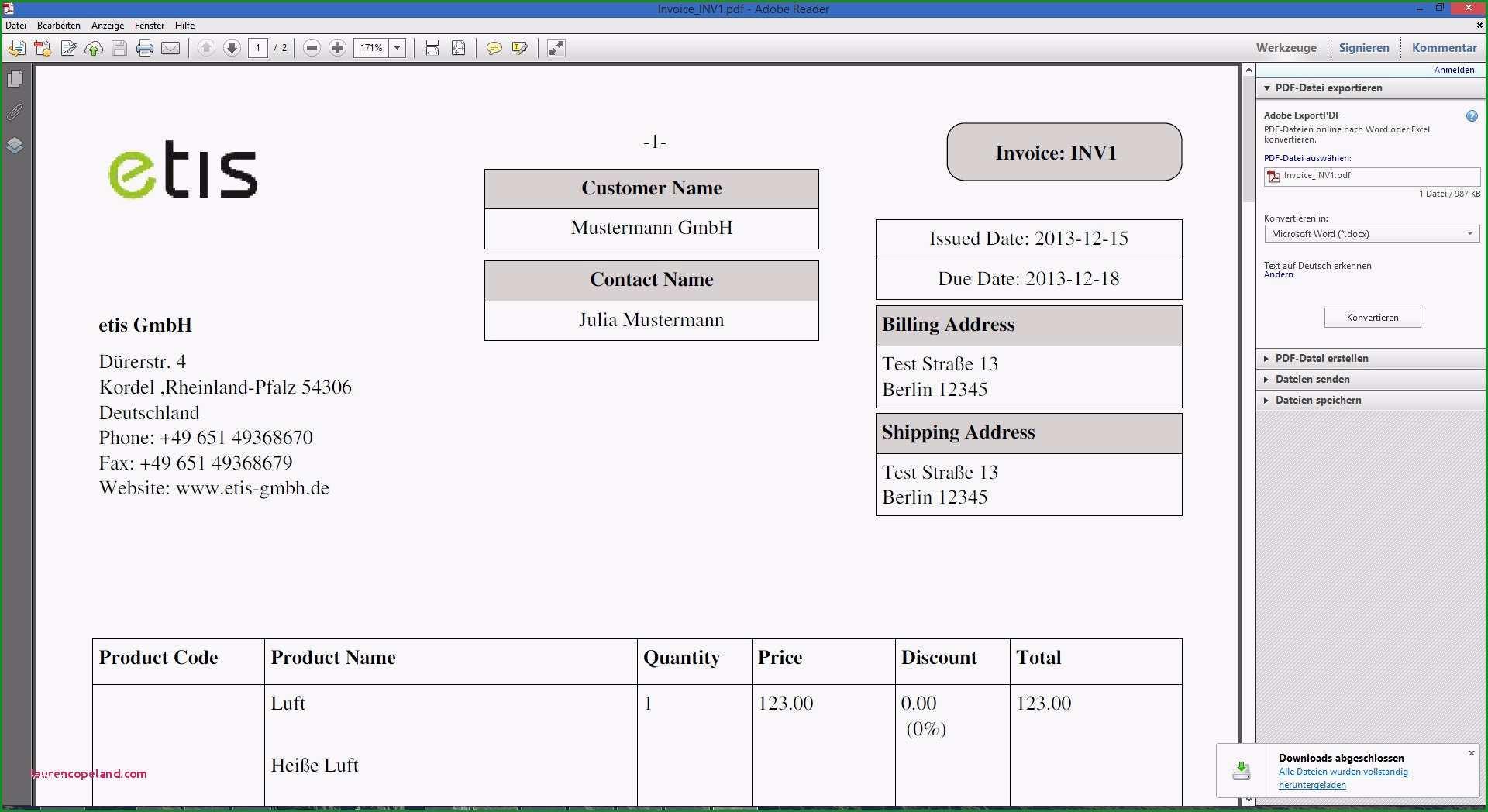 pdf in excel konvertieren kostenlos