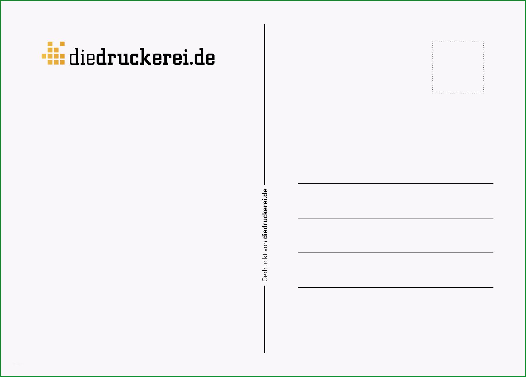 postkarten vorlagen rueckseite