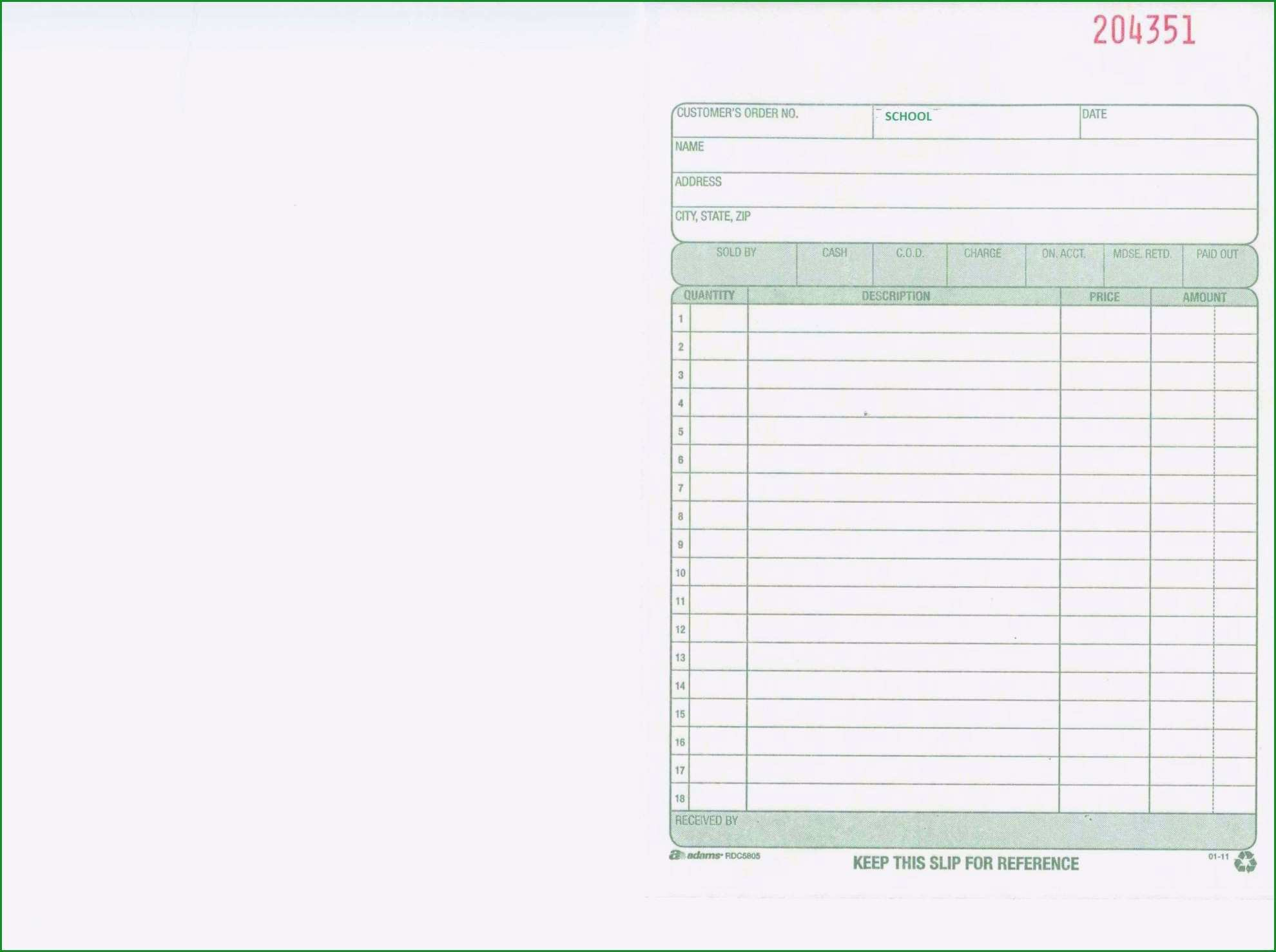 receipt design template best of elegant free printable sales receipt template