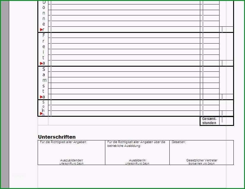 tagesbericht vorlage zum ausdrucken rustikal ein formular in excel oder world erstellen