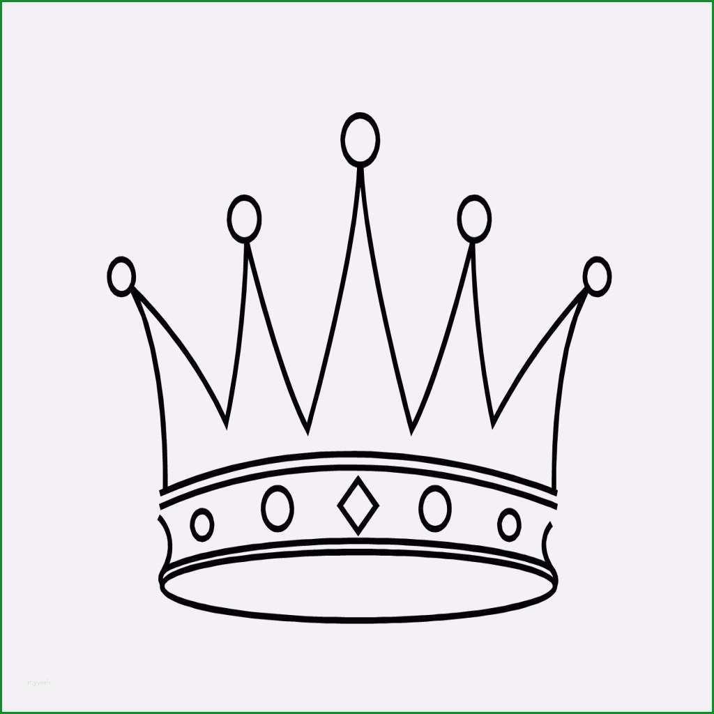 krone vorlage zum ausdrucken