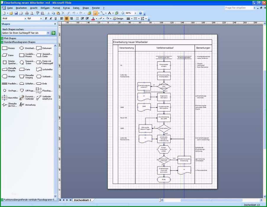 technische dokumentation vorlage