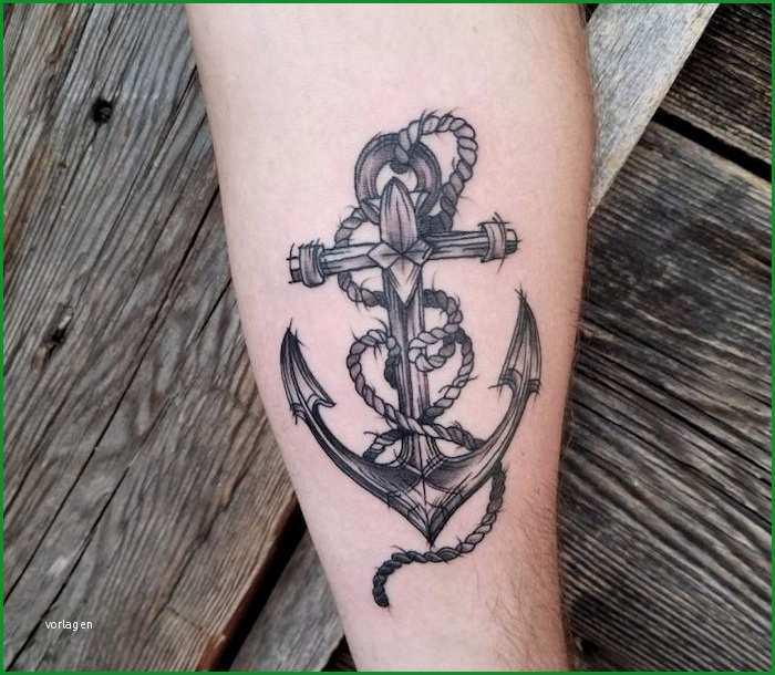 anker tattoo vorlage 1254