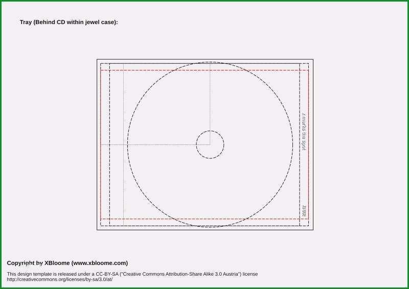 cd booklet vorlage hubsch a4 cd jewel case booklet template