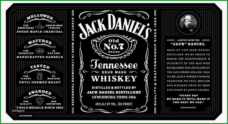jack daniels brand evolution by cue