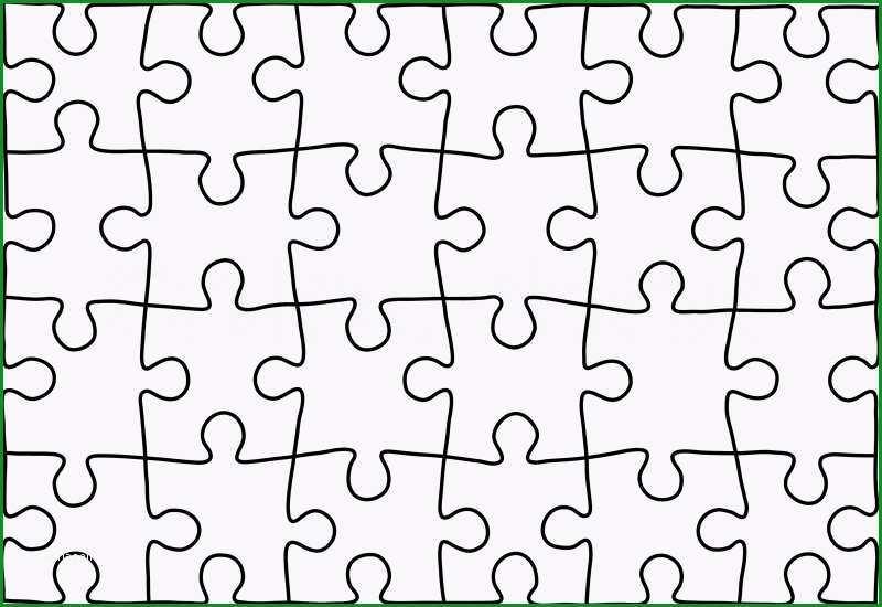 Unglaublich Puzzle Vorlage Hintergrund Für Ihre