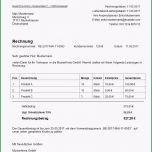 Unglaublich Rechnungsvorlage Kostenlos – Word Excel & Pdf
