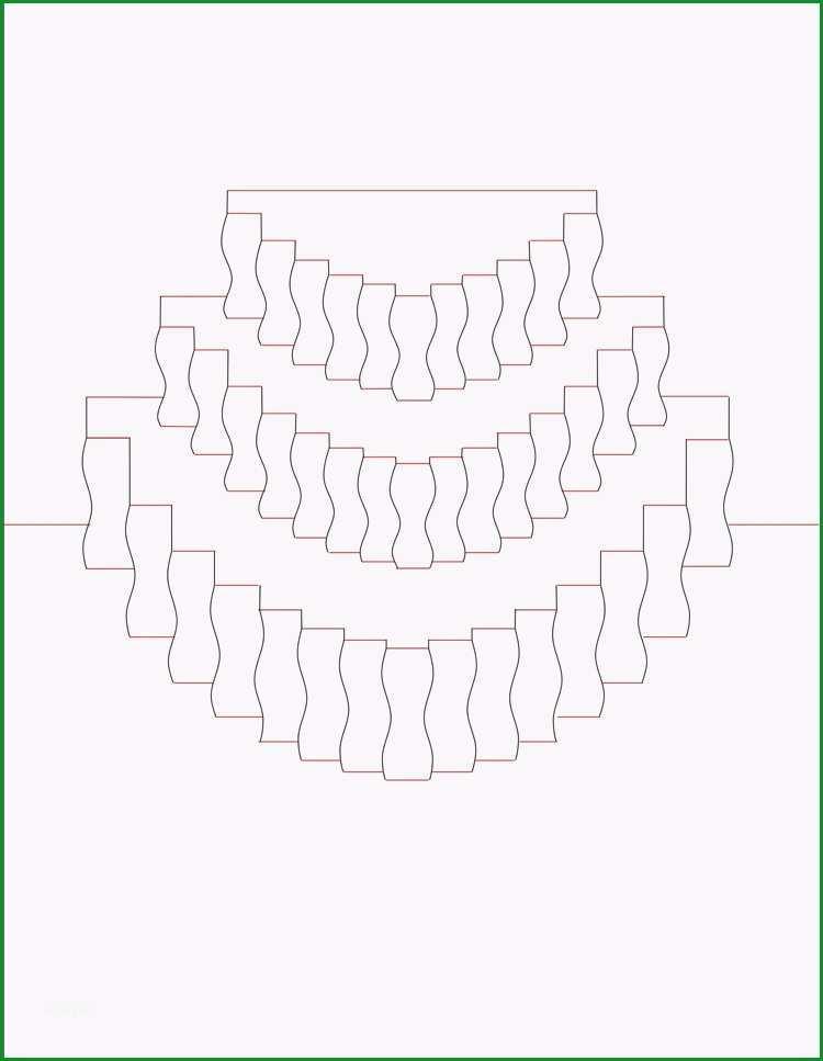 kirigami technik vorlagen karten architektur
