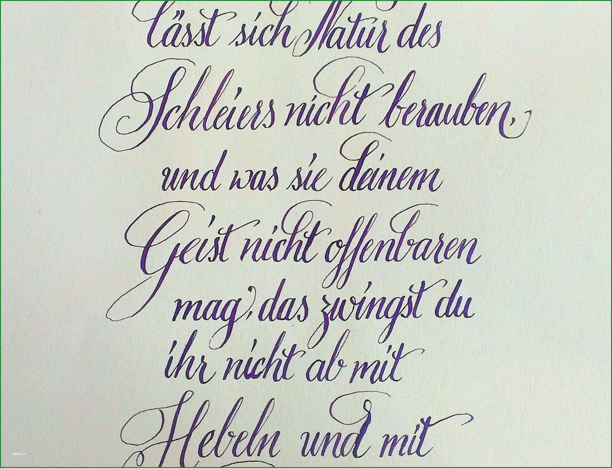12 kalligraphie vorlage