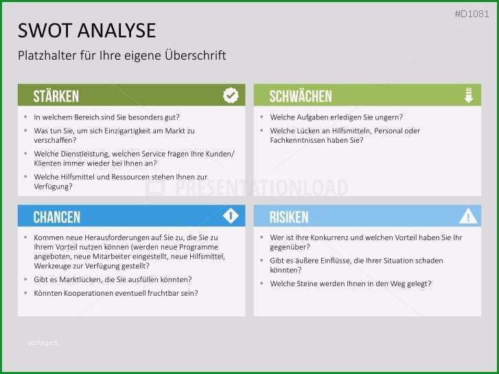 27 swot analysis template ppt