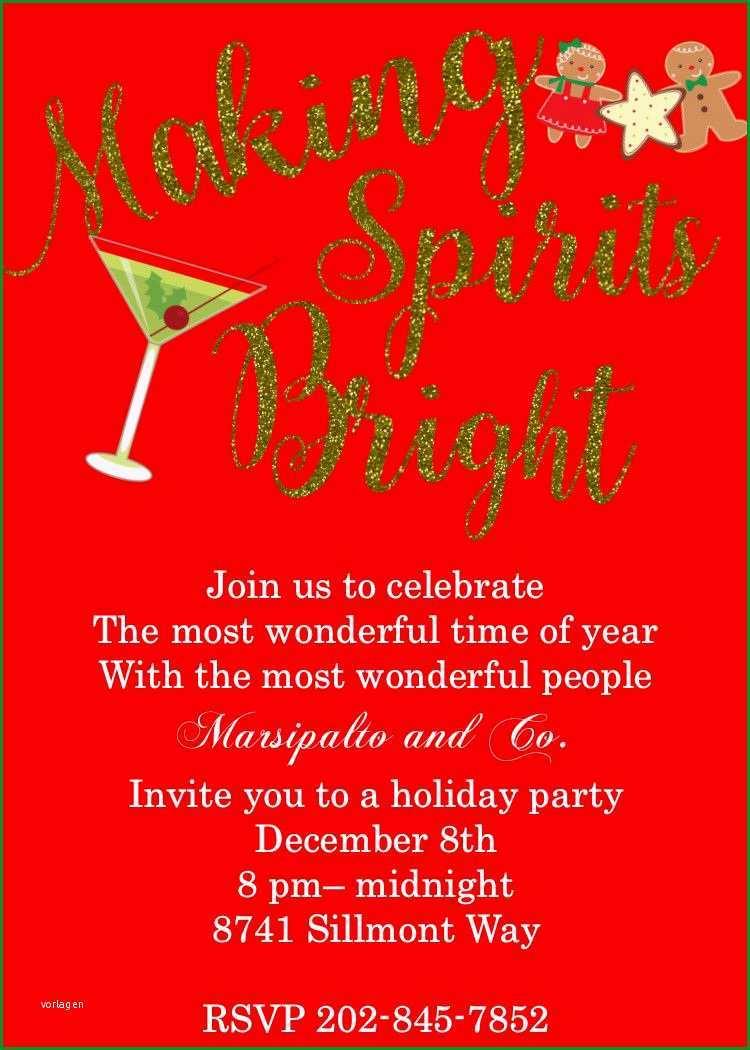 einladung weihnachtsfeier vorlage au14t