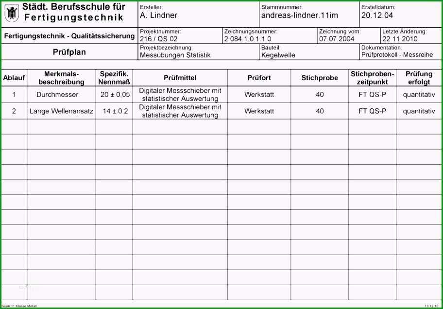 Unvergesslich Prüfprotokoll Vorlage Neu 19 Messprotokoll Vorlage Excel