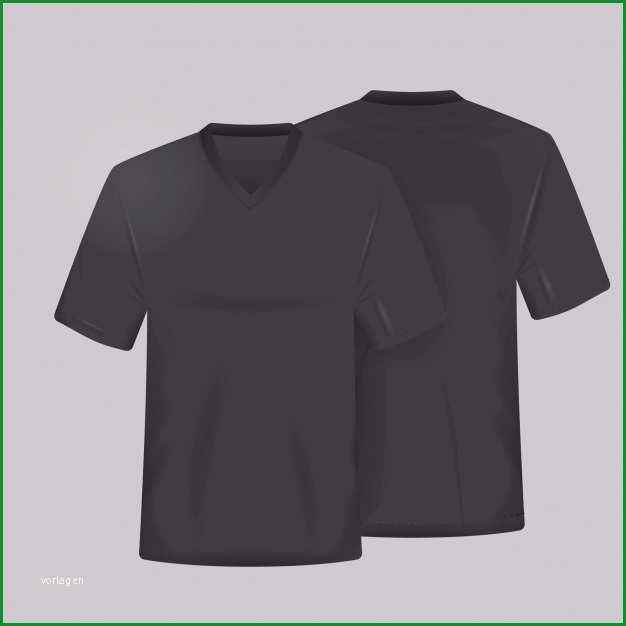 schwarzes t shirt vorlage